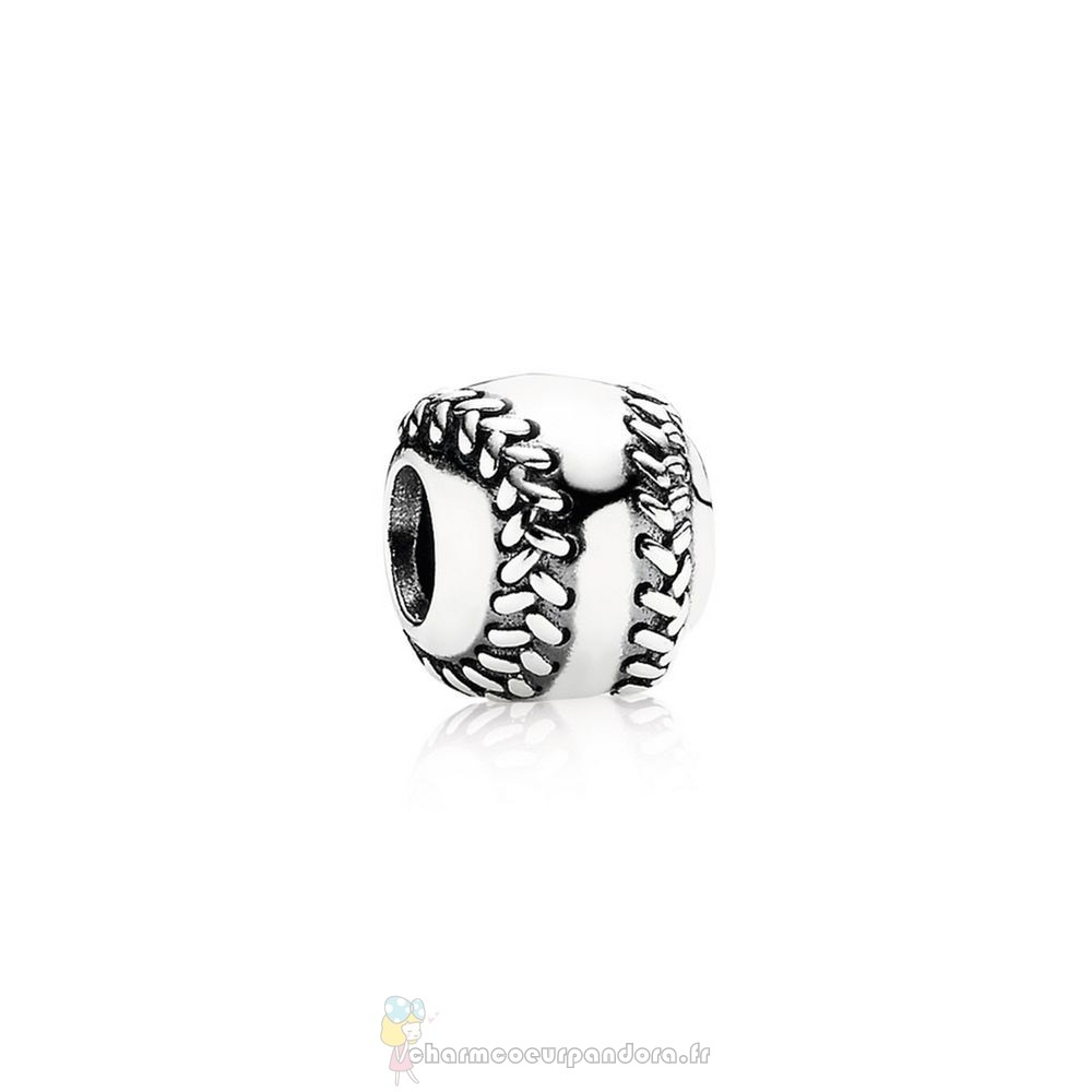 Offres Spéciales Pandora Pandora Passions Charms Sports Loisirs Baseball Charme